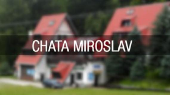 Chata Miroslav ubytování Jeseníky, Lipová-lázně