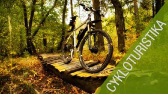 Cykloturistika Lipová-lázně, Jeseníky