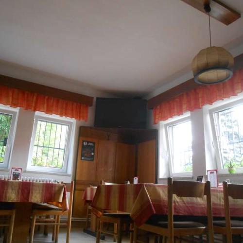 Restaurace - Chata Miroslav - Jeseníky, Lipová-lázně 01