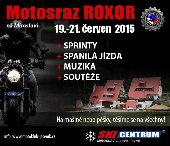 Motosraz ROXOR