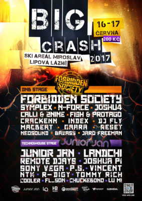 BIG CRASH 2017
