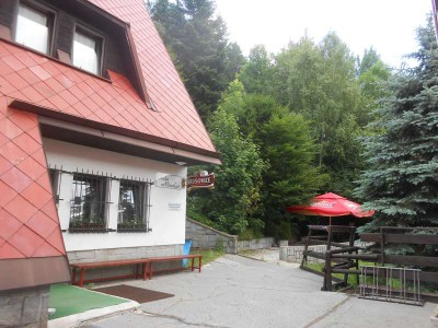 Surroundings - Cottage Miroslav - The Jeseníky Mountains, Lime-bath 06