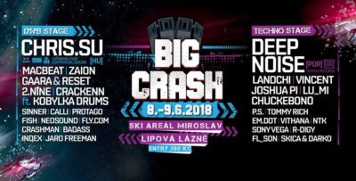 BIG CRASH 2018